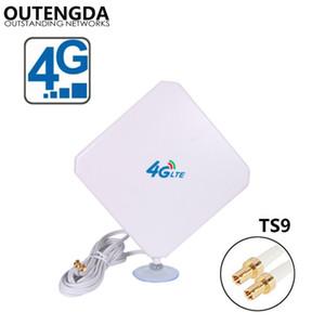 35dBi 4G antena ts9 conector externo interior wifi antiga para huawei E589E392 ZTE MF61MF62 AirCard 753S754S760s