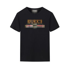 Mens Women Designershirts Luxury Letter Printed Tees Summer T-shirts Short Sleeves Mens Brandshirts Women Top Quality S-3XL A1DSE B105594L