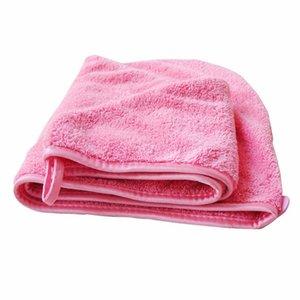 5 Pcs Hair Quick Drying Bathing Hat Microfiber Wrap Turban Bath Hat Soft Shower Cap for Lady Man Dry Hair Hat