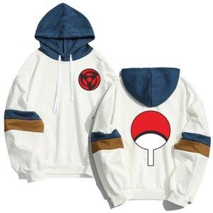 Kpop 2020 Japanese Anime Streetwear Patchwork Harajuku Hoody Clothes Spring Summer Akatsuki Men Women Hoodies Sweatshirt