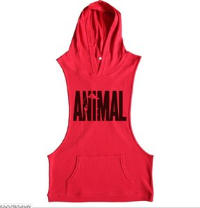 2019 Men Tank Tops Shirts Fashion gym vest Cotton Men Casual Vests Sleeveless Male Bodybuilding Tank Tops Men Casual Summer Vest