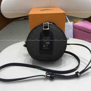 bolso clásico de la moda exquisita barra de labios redonda bandolera se puede utilizar como mini bolso de Bayswater parte de una bolsa de cintura ins