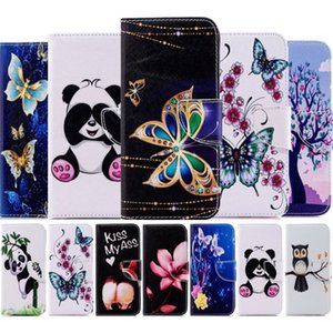 Phone Cover Flip Case For LG G7 ThinQ Stylo 4 Stylo4 K7 K8 K10 2017 2018 G3 Cute Retro Capa Wallet Leather Coque Brand New D07Z