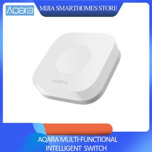 Xiaomi Mijia AQara Smart-Multi-Funktions-Intelligent Wireless Switch Key Built In Gyro-Funktion arbeitet mit Android-App für iOS