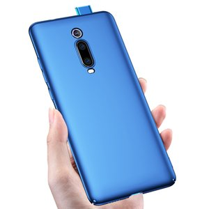 Full Body tampa do telefone capa para Xiaomi redmi K20 K20Pro Mi T9 Pro Ultra caso slim Matte dura do PC Voltar para Xiaomi redmi K20
