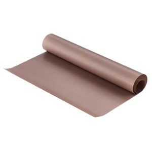 High Temperature Resistant Teflon Sheet Pastry Baking Oilpaper Reusable Baking Mat Heat-Resistant Pad Non-stick for Outdoor BBQ