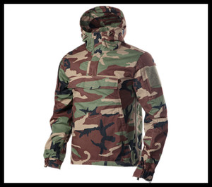 Combat operation Shirt Tactical Long Sleeve T-shirt hoodie Airsoft T-shirt Outdoor Sports Painball Clothes
