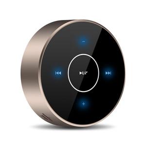 A6 Портативный беспроводной проводной TWS Bluetooth Динамики Сенсорная панель Стерео сабвуфер AUX TF Card MP3-плеер с микрофоном для мобильного телефона