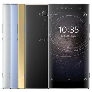 Refurbished Original Sony Xperia XA2 Ultra H3223 H4213 6.0 inch Octa Core 4GB RAM 32GB ROM 23MP Quick Charge 3.0 4G LTE Android Phone 10pcs