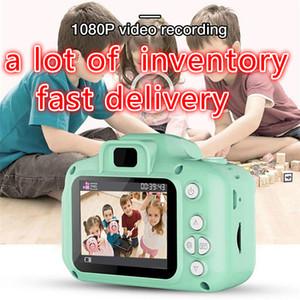 Оптовая продажа высокое качество цифровой HD 1080P видеокамера 2.0 дюймовый цветной дисплей дети подарок на День рождения игрушки для детей