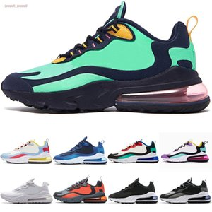 2020 New Hot React Men Sports Shoes High Quality Running Shoes Wild Green Blue Black Casual shoes Size 36-45
