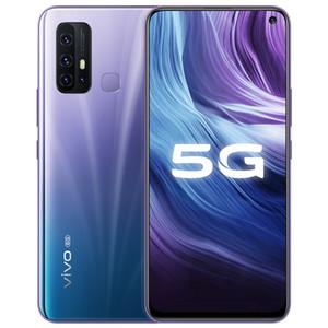 "Original VIVO Z6 5G LTE Mobile Phone 8 GB de RAM 128GB ROM Snapdragon 765G Octa Núcleo Android 6,57"" Phone 48.0MP 5000mAh face ID Fingerprint celular"