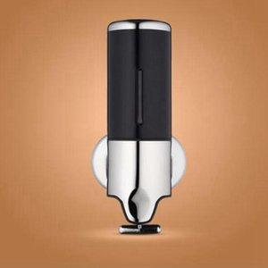 Hotel Wall Mounted Bottiglia dispenser di sapone in acciaio inox singolo manuale Premere Liquid Dispenser bagno doccia Accessori II152