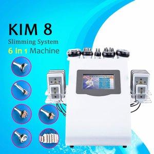 6 in 1 Ultraschall Bester Verkauf Vakuum Explosive Geschwindigkeitsfett Cavitation 8pcs Lipo Laser Pad abnehmen Beauty Maschine CE