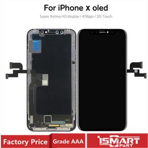 شاشة LCD عرض iPhone XS مع XR OLED XSMAX استبدال شاشة تعمل باللمس LCD جيدة TFT محول الأرقام الجمعية كاملة 100٪ اختبار 3D Umekr