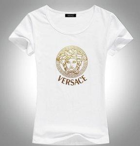 Модные футболки для женщин футболка золотое письмо женщины с коротким рукавом круглый вырез графический тройники повседневные женские топы 2020 новый