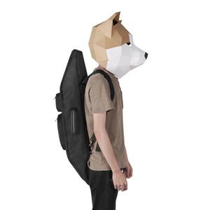 MaxFind Durable Pantable Portable Skateboard Skateboard Couvercle Longboard Portant sac à dos sac à dos