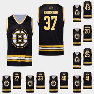 Boston Bruins Tank Patrice37Bergeron Jersey Charlie Coyle Chris Wagner Joakim Nordstrom Joor Moore Zdeno Chara Tuukka Rask Hockey Jerseys