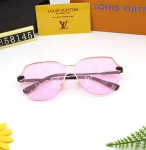 2020 Designers Sunglasses Luxury Sunglasses Stylish Fashion High Quality Polarized for Mens Womens Glass UV400 Free shipping0034
