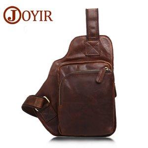 Pochette da uomo vintage Crazy Horse in vera pelle borse di design borse tote Crossbody Pack Piccola spalla per uomo cintura uomo Nuovo marrone Limited