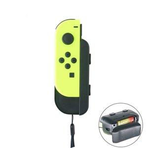 Pour Nintendo Switch Poignée de batterie Joy Con NS NX Joycon Poignée de charge Support de contrôleur