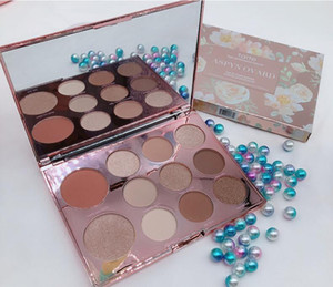 Marque Aspyn Ovard Maquillage Eyeshadow Aspyn Ovard 11colors Eye Palette Cheek In Bloom et vantais Matte Shimmer très Fard à paupières pigmentées