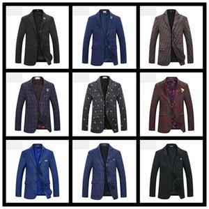 Diseñador de trajes para hombre de los padrinos de boda con un solo botón esmoquin con muesca solapa del novio Juego con la chaqueta chaleco y pantalones baratos Prom Blazers