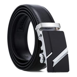 Men Belts Fashion Men's Genuine Leather Belt Strap Designer Automatic Personality Belts Suit Trousers Belt