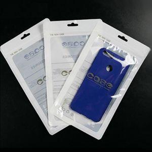 Универсальный сотовый телефон Пластиковый корпус Уплотнительные мешки PP Пластиковый мешок мобильного телефона сумки мешок упаковки Модельные аксессуары