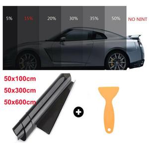 Non coupée Fenêtre Tint Rouleau 35% VLT 10 pieds Home Office Commercial Auto Film Accessoires voiture