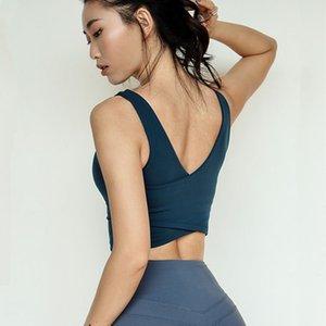 CretKoav Seksi Geri Çapraz Spor Sütyen Yelek Destek Spor Bra Roman Şövalye Stil Spor quakeproof Yoga Koşu denetime alın