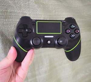 New CHOQUE 4 Wired Controlador TOP Gamepad qualidade para Joystick PS4 Game Controller com logotipo caixa de embalagem