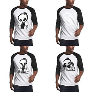 Mann-Sport-T-Shirt Design Mode-T-Shirts Tops Blind Skateboards Schädel Todessense Straße Sport