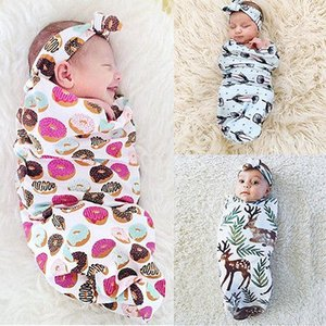 Новорожденный младенец ребенок обернуть спальный мешок оголовье пеленание одеяло пеленание полотенце овсянка мешок