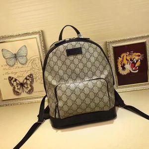 Erkekler dizüstü 25-32-11cm erkekler gerçek deri pvc lüks moda çanta sırt çantası için en Kaliteli tasarım kuşlar Sırt