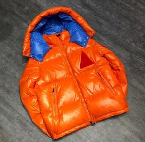 Top women men designer jackets hooded down parkas warm moncle winter coats snow clod windbreaker jacket female outerwear down jackets