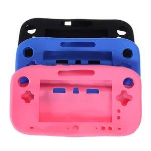 15шт Мягкий силиконовый протектор для Wii U Gel Case Cover Skin Shell для Nintend WiiU Gamepad Controller