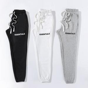 2019 страх Божий Мужские брюки основы мужские дизайнерские брюки туман дизайнер хип-хоп движения брюки Мужские повседневные брюки