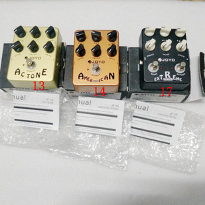 Редкие педали Классический эффект гитары 2 модели Выбор объемной фазы Multi-Педали эффектов Distortion Overdrive Delay Echo Reverb Wah