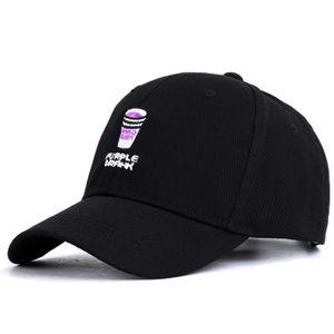 Мужская мода Пить Кубок вышивка бейсболка хлопок регулируемые Snapback шляпа женщины мужчины изогнутые шляпу от солнца для путешествий случайные шапки