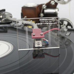 peaker Accessori LP in vinile Giradischi di misura Phono Tonearm VTA / cartuccia Balance cartuccia Azimuth Azimuth Righello Righello Headshell T ...