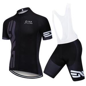 2020 Pro Uci squadra Uomini Dna Cycling Jersey Set Mtb bicicletta copre estate Quick Dry strada bici Jersey ciclismo sportivo Ropa Ciclismo Y022101