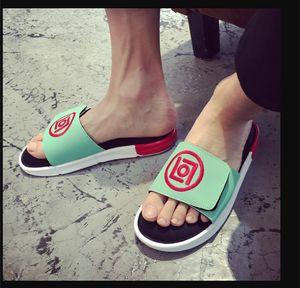 X178 Printemps Casual Pantoufle Respirant Léger Hommes Chaussures à lacets nouvelles femmes Slipper chaussures personnalité sauvage Pantoufles ménage Mode Grande Taille 39-46