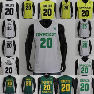 NCAA Oregon Ducks Basketball Jersey Payton Pritchard Chris Duarte Will Richardson Anthony Mathis Shakur Juiston Chandler Lawson N'Faly Dante