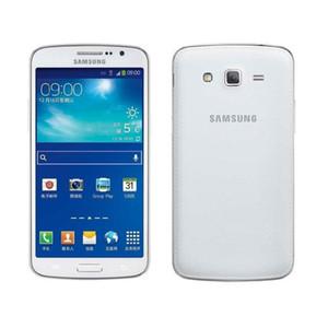 Samsung Galaxy Grand 2 G7109 Reacondicionado SmartPhone 5.25 Pulgadas Pantalla 1.5GB RAM 8GB ROM 8.0MP 4G LTE Teléfonos desbloqueados