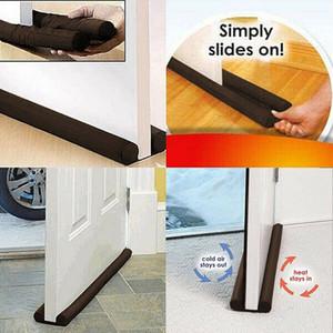 Neue heiße Tür und Fenster-Reinigungs-Tools Schutz Stopper Pop Twin Türdekor-Schutz-Draft Dodger Energiesparhaus