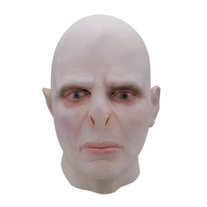 Famous Movie Character Masks Tide Cosplay Head Cover Halloween Fashion Latex Scary Masks Hot Sales Factory Direct Selling