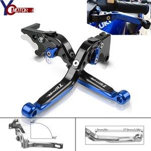 Para TL1000R TL 1000R 1998-2003 2002 2001 2000 1999 Motorbike CNC alumínio ajustável Freios dobráveis embraiagem