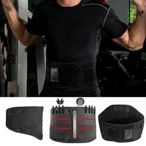 Sport Waist Support Weightlifting Protective Gear Waist Fitness Beltback Belt Back Support Girdles Shaper Lumbar Belt d2