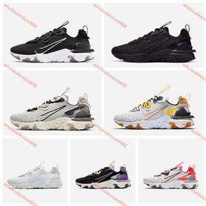 nike shoes 2020 Reagire Element 55 87 VISION pattini correnti degli uomini Donne xshfbcl Luce Bone Triple Nero Bred Hyper Rosa Boy allenatori sportivi Sneakers Runner